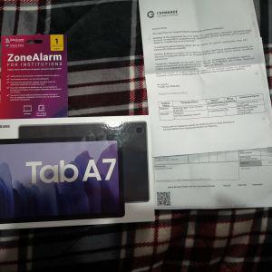 "Tablet samsung A7 tab 500 ""καινουργιο"""