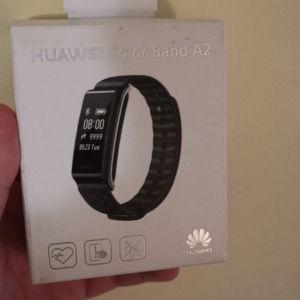 smart band Huawei με το κουτί του