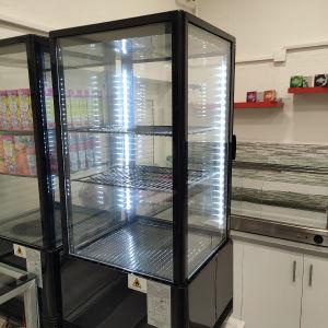 Ψυγεία βιτρίνας 78lt επιτραπέζια