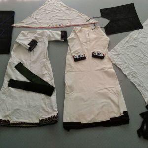 Πλήρης φορεσιά από το χωριό Dragožani Драгожан της Βόρειας Μακεδονίας и Π
