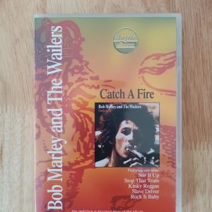 Bob Marley & The Wailers - Classic Albums: Catch A Fire (DVD)