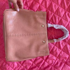 Τσάντα ροζ
