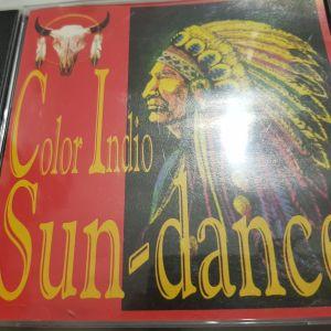 "COLOR INDIO – ""Sun-dance"" (Candela) native American music"
