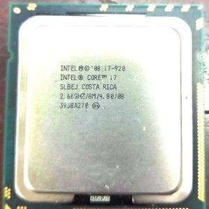 Intel cpu i7 lga 1366