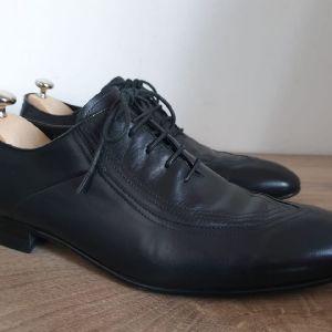 Versace Ανδρικά Παπούτσια Δερμα Αυθεντικά 100% Size 44