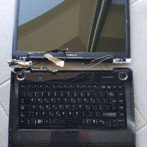Toshiba Satellite A300( για ανταλλακτικά ή επισκευή)