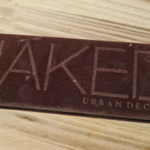 NAKED urban decay παλέτα σκιών