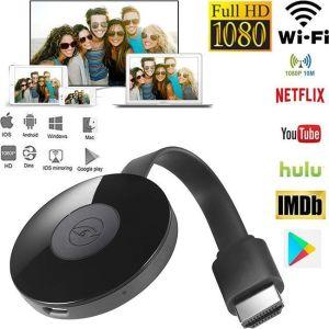 Ασύρματο HDMI προβολής αρχείων PC, τηλεφώνου, Tablet, προτζέκτορα στην τηλεόραση σας