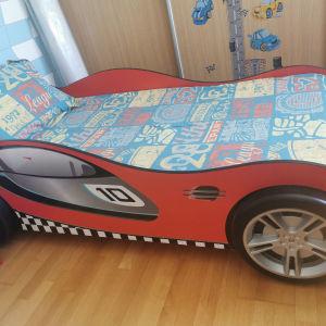 Κρεβάτι παιδικό και συρτάριερα Cilek