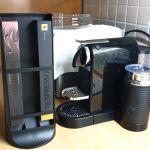 βάση για κάψουλες του καφέ