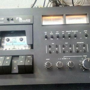 Nakamichi 600 mkii tape deck πολύ σπανιο κασετόφωνο