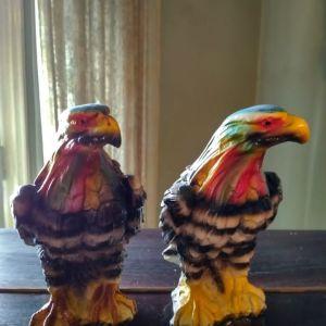 2 Vintage Παπαγαλάκια