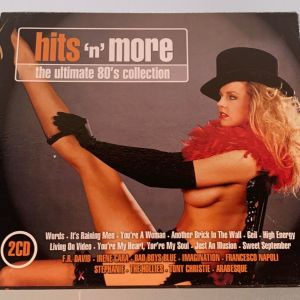Hits 'n' more - The ultimate 80's collection 2cd
