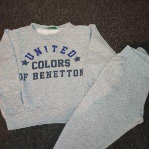 Βρεφική φόρμα benetton!