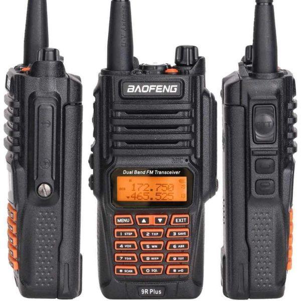 dorean  metaforika gia oli tin ellada 59e asirmatos foritos pompodektis pompodektis 2 sichnotiton VHF-UHF me ischi sta 8 watt
