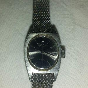 CITIZEN vintage 1960 γυναικείο ρολόι χειρός με πλεχτό μπρασελέ