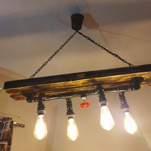 Ιndustrial design φωτιστικο οροφης