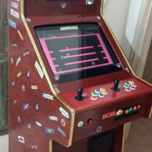 Arcade Καμπίνα - 10.000 παιχνίδια
