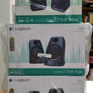 Ηχεία Logitech Z130 Καινούρια σφραγισμένα στο κουτί!