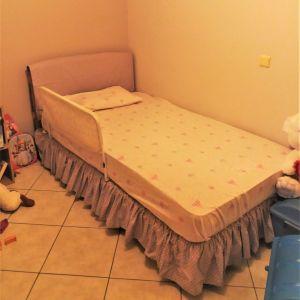 ΚΡΕΒΑΤΙ ΗΜΙΔΙΠΛΟ ΜΕ ΣΤΡΩΜΑ (BED WITH MATTRESS)