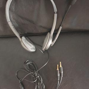 Ακουστικα με μικροφωνο