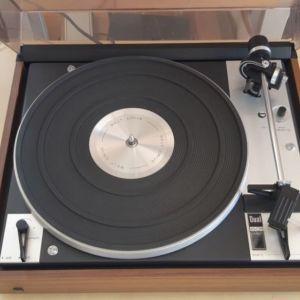 Dual 601 (Vintage Πικάπ)