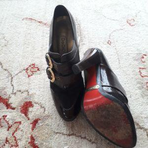Παπούτσια δερμάτινα dodici