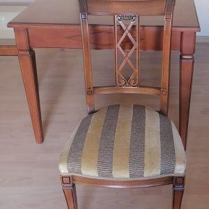 Τραπεζαρία & καρέκλες χειροποίητα