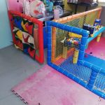 Κάγκελο ασφαλείας παιδότοπου