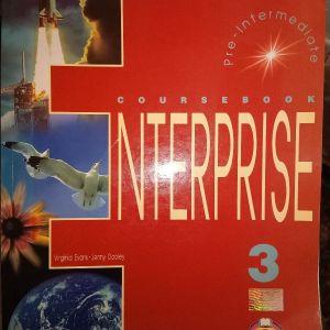 Βιβλίο εκμάθησης αγγλικών| Coursebook | Pre intermediate level