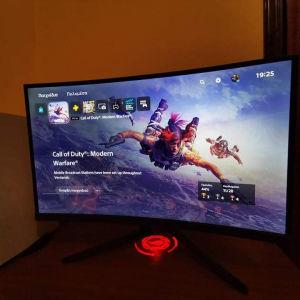 Πωλείται gaming monitor Asus Rog strix xg27vq