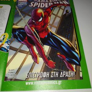 the amazing Spider-Man κόμικ