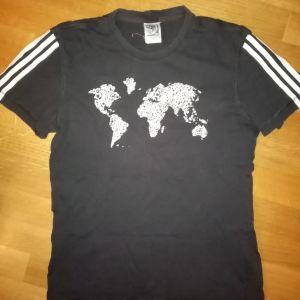 Adidas μπλουζα medium