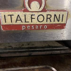 φούρνος πίτσας italforni