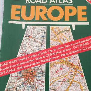 Χάρτης οδικος για την Ευρωπη