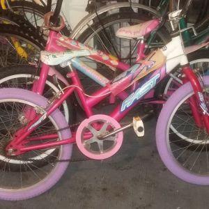 """20"""" ΒΜΧ  FAST κορίτσι παιδικό ποδήλατο  ανταλλαγη"""