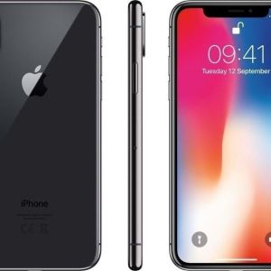 IPHONE X 64GB Λευκό - Μαύρο