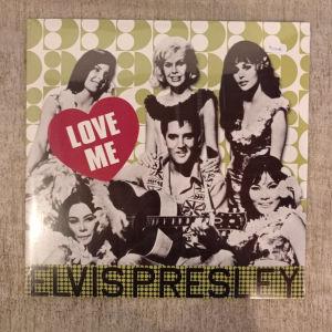 Elvis - Love me