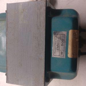 Μετασχηματιστής 230v 12v 500w