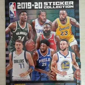 Άδειο άλμπουμ Panini NBA 2019-2020