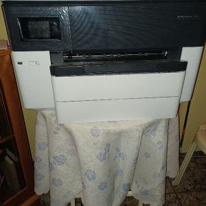 Εκτυπωτής HP Officejetpro7740