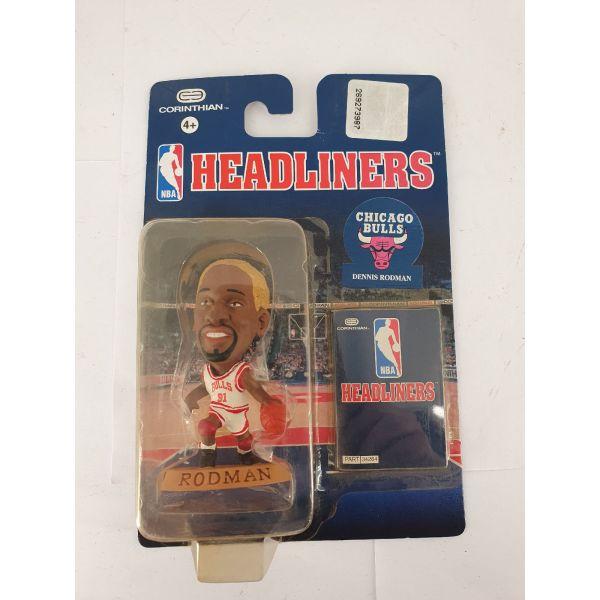 sillektiki miniatoura (sfragismeni) tou NBA Dennis Rodman epochis 1990