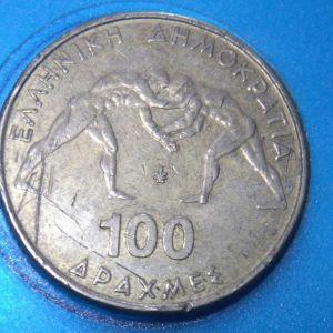 ΣΥΛΛΕΚΤΙΚΟ 100  ΔΡΑΧΜΕΣ  1999,,