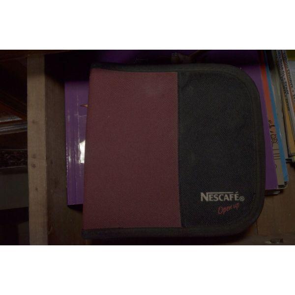 Nescafe thiki gia CD