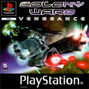 COLONY WARS VENGEANCE - PS1