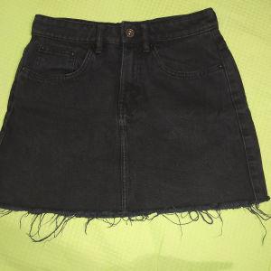 μαύρη φούστα small από ZARA