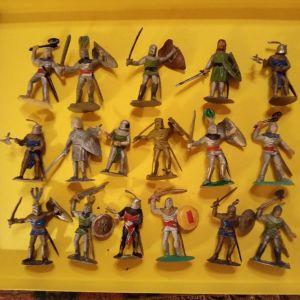 Στρατιωτάκια Ιππότες της Σολπα.