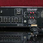 ΟΛΟΚΛΗΡΩΜΕΝΟΣ ΕΝΙΣΧΥΤΗΣ ΗΧΟΥ : HITACHI HA - 5300