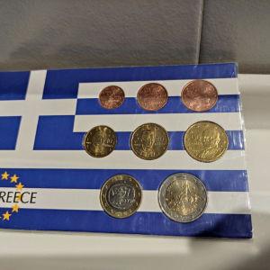 Συλλεκτικά κέρματα ευρώ