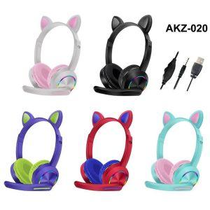 Ενσύρματα ακουστικά – Cat Headphones – AKZ-02080
